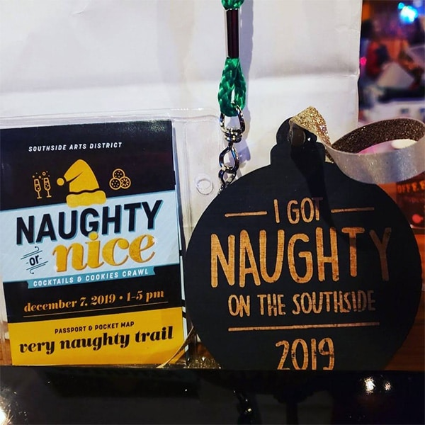 SouthSide Seen – Naughty Or Nice 2019