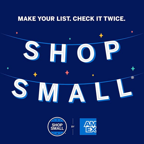 Small Business Saturday(s)